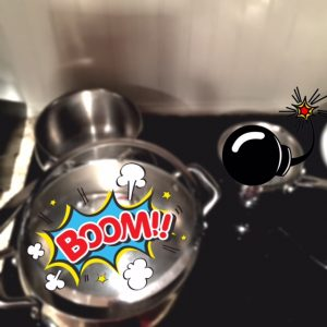 cooking boom