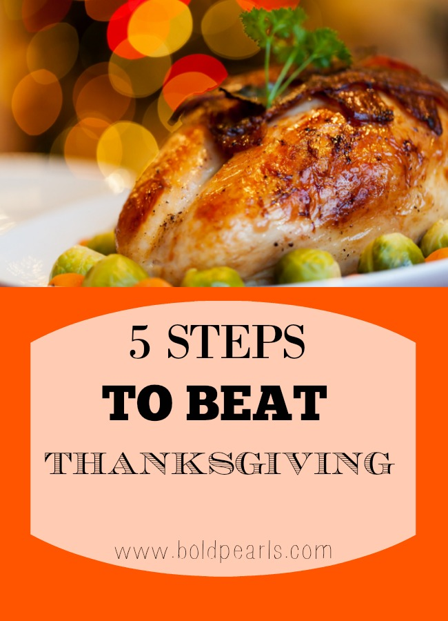 How to beat Thanksgiving!