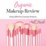Organic Beauty Products Review