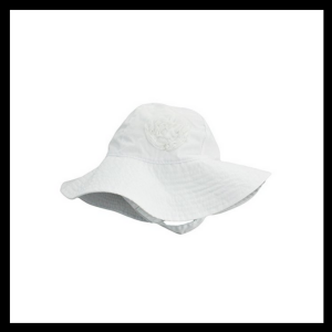Baby Girl Beach Hat|BoldPearls.com|affiliate link