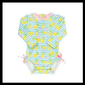 Baby Girl Swimwear | BoldPearls.com | affiliate link