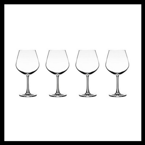 Burgandy Wine Glasses | Things Im Lovin, Bold Pearls