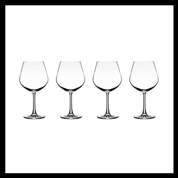 Burgandy Wine Glasses | Things Im Lovin, Bold Pearls