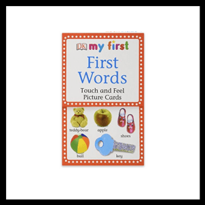 My First - first words flashcards