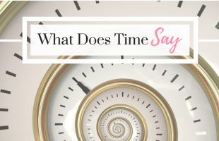 What Does Time Say