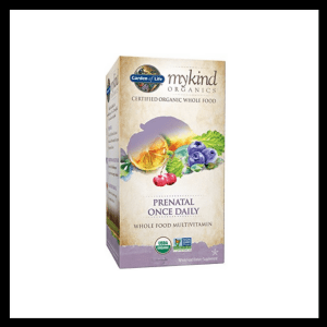 prenatal vitamin-garden of life