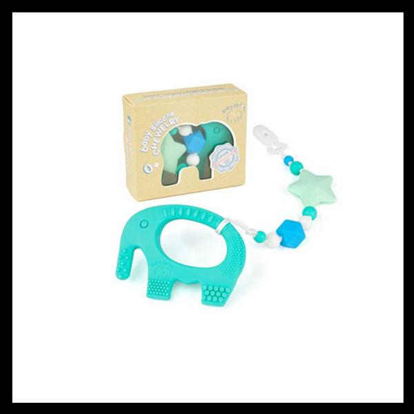 Elephant Teether|boldpearls.com|affiliate link