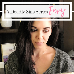 Sin of Envy – Seven Deadly Sins Series