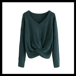 Crop sweater | boldpearls.com affiliate link