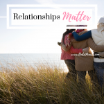 Relationships matter and we were created to not be alone. Learn why, boldpearls.com