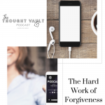 Forgiveness is hard work. and it important to our mental health. Practicing forgiveness is critical to living well now and in the future. Listen to this episode about the HOW and WHY of forgiving.