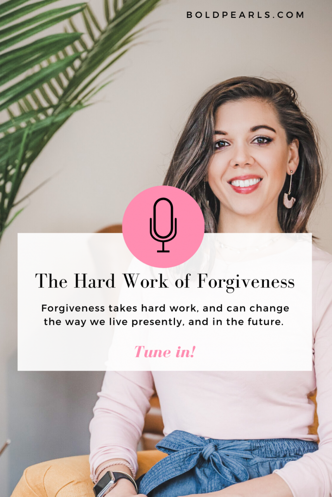 The Hard Work of Forgiveness | The Thought Vault Podcast , Forgiveness is important.