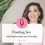 Finding joy during our daily lives can often be overlooked. Having elements and building habits that are helpful for keeping you joyful is possible! Read more!