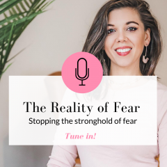 Living in fear is no way to live. Dealing with fear will give you a new way to live! Tune in to this new podcast episode on The Thought Vault