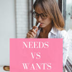 Our needs and wants don't have to be an either/or situation. We can use our needs and wants to fuel our dreams and reach our goals more effectively. Watch this quick training!
