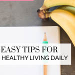 Healhty living include mental, physical, and spiritual. These tips will help you live healthfully easily.