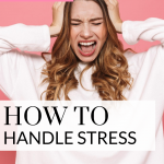 Learning to deal with stress doesn't have to be complicated.