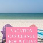 Don't let vacation be your only free time in life. Live that way daily! Watch this!
