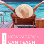Vacation isn't the only time we can live carefree. Watch this video!