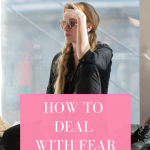 Don't let fear stop you from living fully! Watch this video for encouragement!