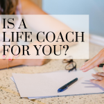 I will never regret getting a life coach! It has been a wonderful tool in helping me reach the goals I have, and staying focused! Maybe it's for you too.