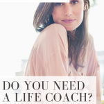 Life coaching has been a mainstay in my life the last couple of years, and impacted me so much, I become a certified life coach! See if it's something you've been needing.