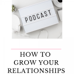Personality tests can help us build deeper relationships. Listen to this episode of The Thought Vault Podcast with Emily Vermillion and Ainsley B.