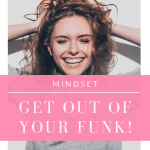Getting out of your funk can be hard. Watch this video for some tips on how to move forward and live life more fully!