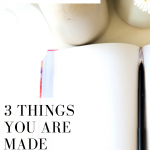 We were are made uniquely, but we are all made to do these 3 things in our lives. Watch this quick video to learn more!