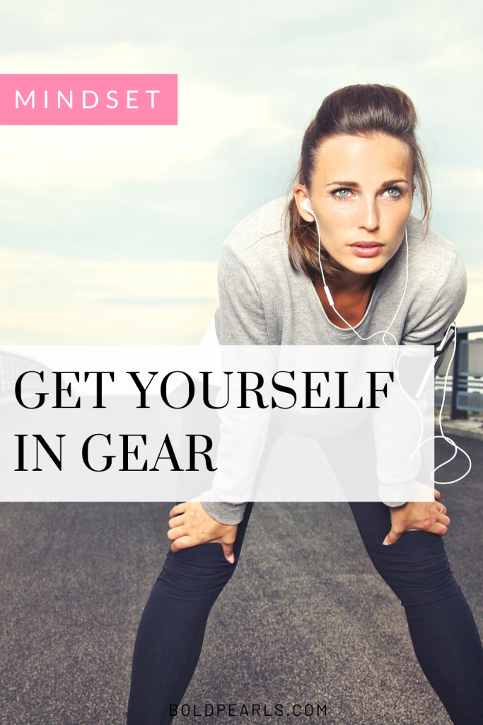 Get your bootay in gear to live well each day. Watch this quick video about motivating yourself to achieve the results you want!