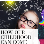 Our childhood can give us TONS of clues about what to do in life. Watch this video!