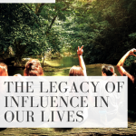 The legacy of influence changes our lives forever. Watch this quick video about influence!