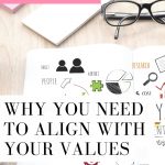 Learning how to align with your values daily is a tip that will surely change your life. Watch this video!