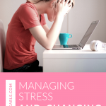 Managing stress is important and learning that we have the power to change our minds can truly improve our mental health. Watch this!