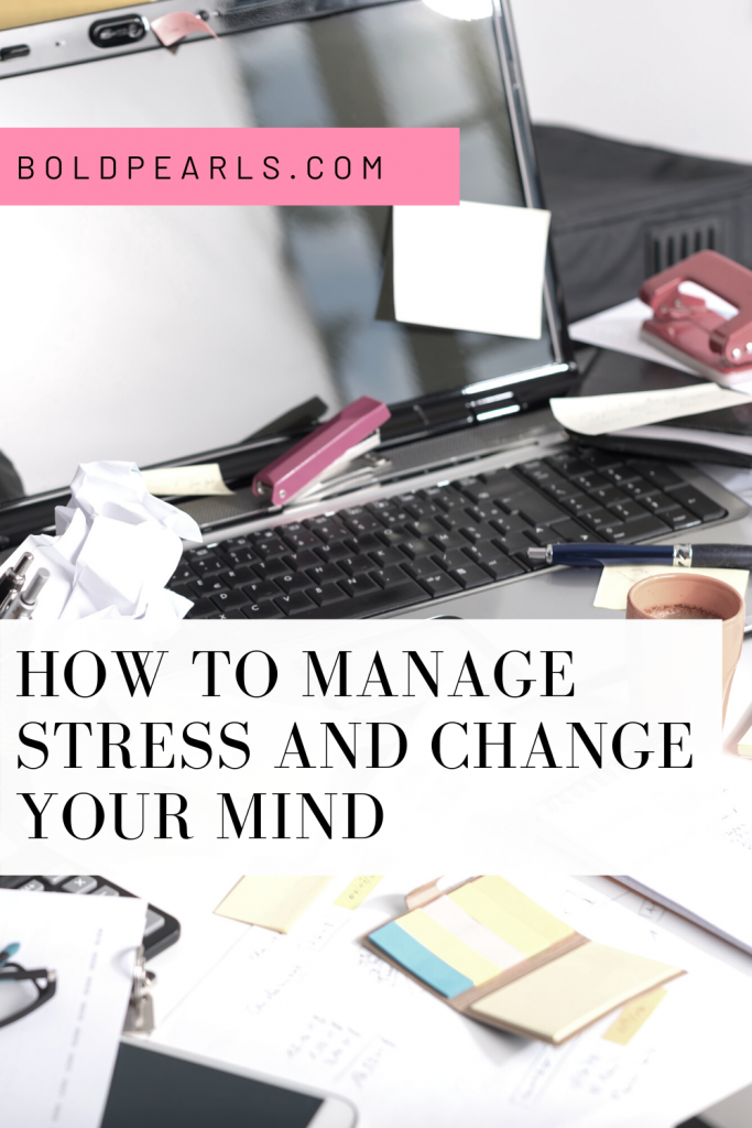 Learn how to manage stress and change your mind so that you have a healthy mindset to tackle each day! Watch this quick training to learn about it!