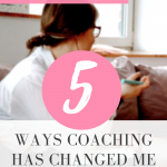 5 ways life coaching changed my life this year, and why you may need life coaching. Watch this quick video!