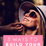 Learn to build your confidence in three ways! Watch this quick video!