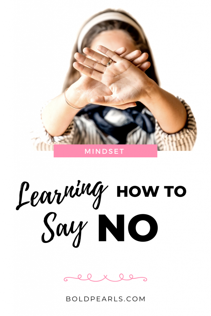 Saying no doesn't come natural for some of us. It's hard to disappoint others and their expectations. In this training, we tackle how to say no with confidence.