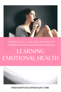 Emotional health impacts our overall health and quality of life. When we are mindful of our emotional state we can show up in our lives
