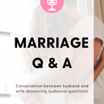 Curious what we have to say about what we've learned being married and together for 19 years?! Come listen to this episode of The Thought Vault Podcast!
