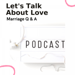 In this episode of The Thought Vault, I convinced my husband to join me to answer some audience questions abour love and marriage.