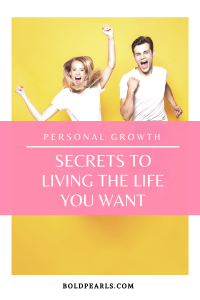 Not sure how to live the life you want? Watch this quick video!