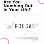 Don't make the mistake of numbing out in your life. It is costing you more than you think, listen to this episode of The Thought Vault Podcast. #mindsetshift #worry #podcast